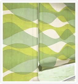 北欧デザインカーテン ラック