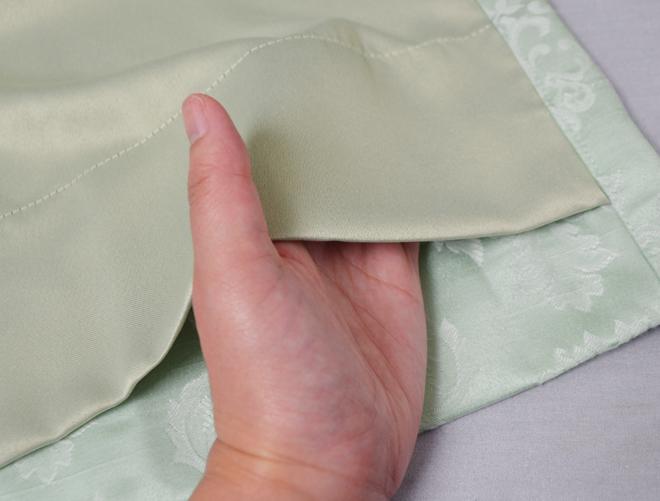 裏地付き2級遮光カーテン グランツ