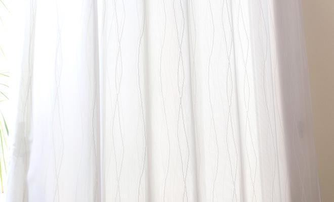 流線柄 遮熱・遮像・採光ミラーレース トウラン