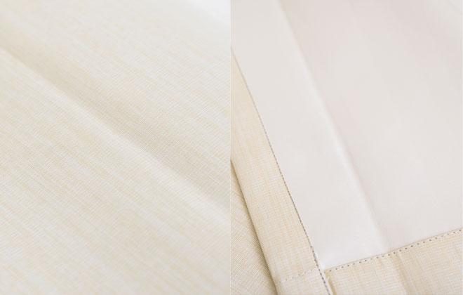 ヴィンテージ感のあるカラーバリエーション 遮光率100%完全1級遮光カーテン モアプリンス